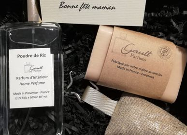 Caskets and boxes - Rice Powder fragrance Gift Box - Mother's Day Special Edition - GAULT PARFUMS