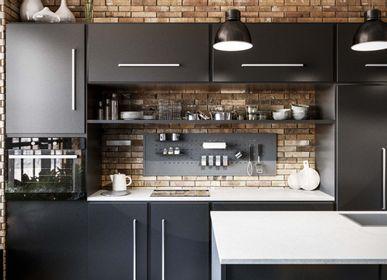 Meubles de cuisines - Back cuisine accessoires organiseur - DAMIANO LATINI