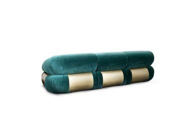 Canapés pour collectivités - FITZGERALD | Canapé Modulaire - ESSENTIAL HOME
