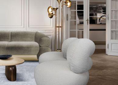 Sofas for hospitalities & contracts - ZELDA | Single sofa - ESSENTIAL HOME