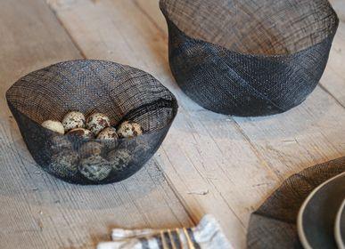 Caskets and boxes - Baskets 100% abaca  - FIORIRA UN GIARDINO SRL