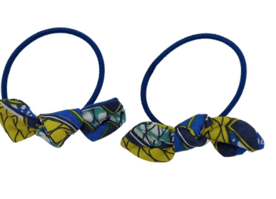 Hair accessories - Mini elastic bows  - OBI OBI