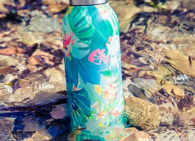 Objets design - QUOKKA THERMAL SS BOTTLE SOLID TROPICAL 630 ML  - QUOKKA BY STOR