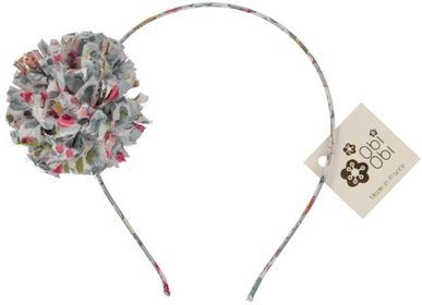 Hair accessories - Pompon headbands - OBI OBI