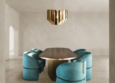 Tables pour hôtels - EZRA | Table à manger - ESSENTIAL HOME