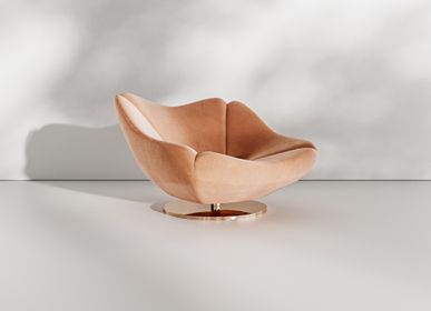 Armchairs - Rose Gold - MYTTO