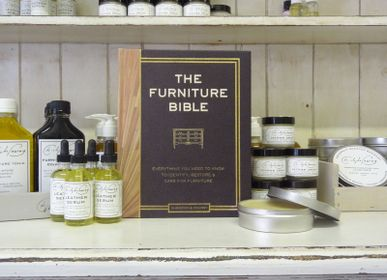 Design objects - The Furniture Bible  - CHRISTOPHE POURNY STUDIO