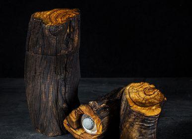 "Spice grinders - Peppermills / Spice grinders  ""Branche"" model. - ATELIER PEV"