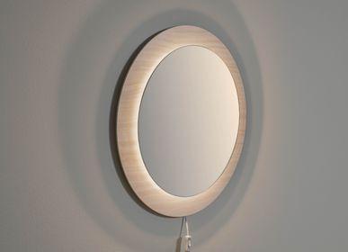 Bathroom mirrors - Backlit mirror Marte (Mars) - POLLINI HOME