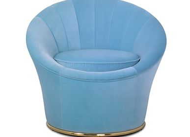 Chairs for hospitalities & contracts - Monroe | Armchair - ESSENTIAL HOME