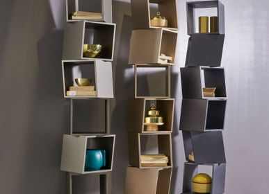 Bookshelves - RUBIK bookcase - EMMEBI HOME ITALIAN STYLE