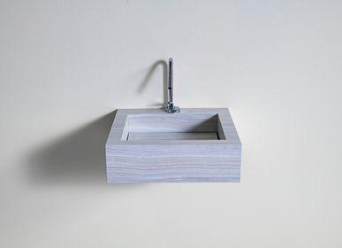Washbasins - Integrated washbasin top - POLLINI HOME