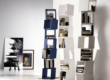 Bibliothèques - RUBIK Bibliothèque  - EMMEBI HOME ITALIAN STYLE