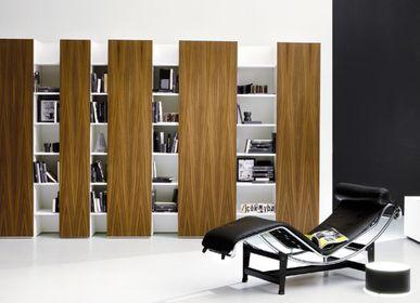 Storage boxes - CODE bookcase - EMMEBI HOME ITALIAN STYLE