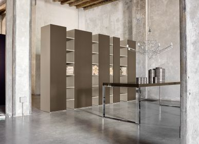 Bookshelves - CODE bookcase - EMMEBI HOME ITALIAN STYLE