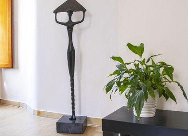 Sculptures, statuettes and miniatures - DONNA SPECCHIO - SIMONCINI ART