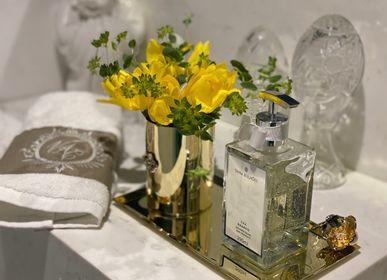 Goldsmithing - Tray Lavabo Flor - ORFEVRERIE ROYALE