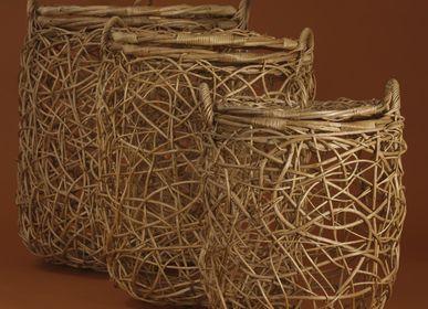 Storage boxes - Mungo Laundry Basket, , Zambia - AS'ART A SENSE OF CRAFTS
