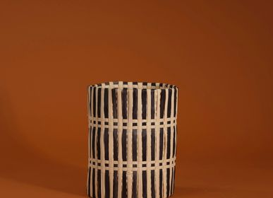 Decorative objects - Column basket, South Africa - AS'ART A SENSE OF CRAFTS