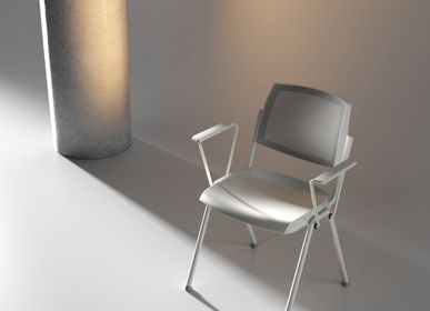 Office seating - WAMPA MESH - IBEBI SRL