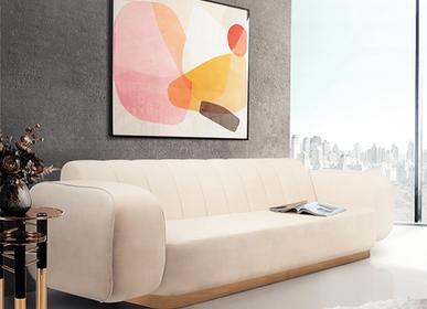 Sofas for hospitalities & contracts - Novak | Sofa - ESSENTIAL HOME