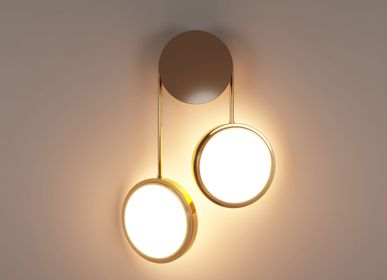 Wall lamps - Blox Wall Lamp - CREATIVEMARY