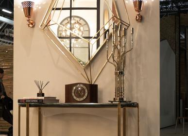 Mirrors - Diamond | Small Mirror - ESSENTIAL HOME