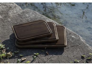 Kitchen utensils - Rialto Thermo wood cutting board, handcrafted in Italy for cooking enthusiasts - LEGNOART