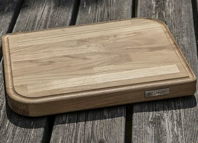 Kitchen utensils - Arena Chopping block for Cooking enthusiasts Handcrafted in Italy - LEGNOART