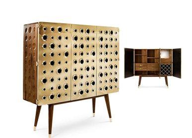 Consoles - Monocles | Cabinet - ESSENTIAL HOME