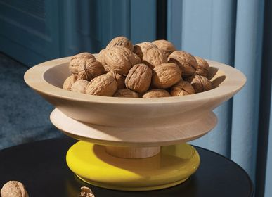 Bowls - Industrial Craftsmanship - Sottsass collection - ALESSI