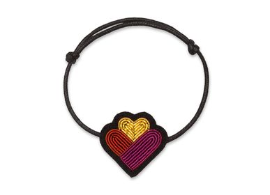 Jewelry - Bracelet Family Heart  - MACON & LESQUOY
