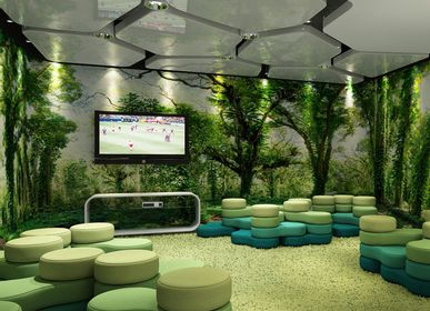 Office design and planning - TAPA - NOWY STYL