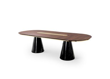 Dining Tables - Bertoia | Big Dining Table - ESSENTIAL HOME