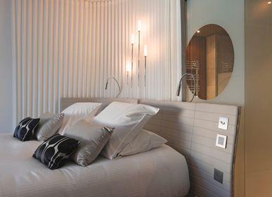 Fenêtres - Barre à rideaux dessinée à la main SG6010 - SILENT GLISS