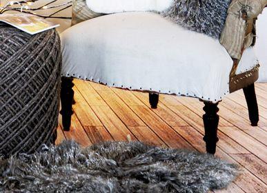 Couettes et oreillers - Produits en 100% fourrure de la mongolie - FIORIRA UN GIARDINO SRL