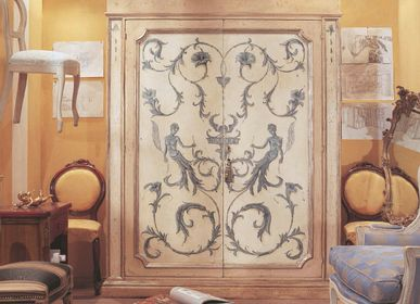 Wardrobe - French Provincial Wardrobe - INTERIORS ITALIA