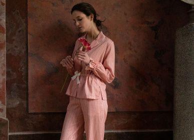 "Homewear - Pyjamas ""Eleonore"" - LALIDE A PARIS"