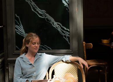 """Homewear - Velvet pyjamas """"Claire"""" - LALIDE A PARIS"""