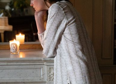 """Homewear - Liquette """"Dove"""" - LALIDE A PARIS"""