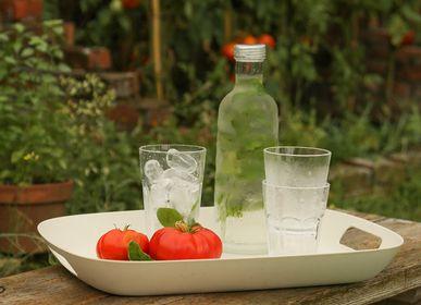 Outdoor kitchens - methacrylate tableware - FIORIRA UN GIARDINO SRL