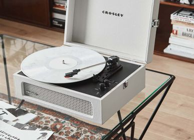 Enceintes et radios - Tourne-disque Crosley Voyager Bluetooth  - CROSLEY RADIO