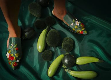 Chaussures - AnatolianCraft | Histoires brodées - ANATOLIANCRAFT