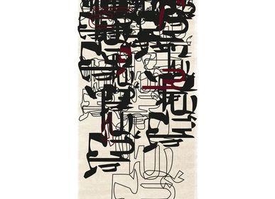 Tapestries - Inkblind II Rug - RUG'SOCIETY