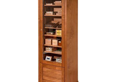 Boîtes de rangement  - Armoire à cigares EASY CLIMA - DEART SRL - ITALIAN FINE FURNITURE