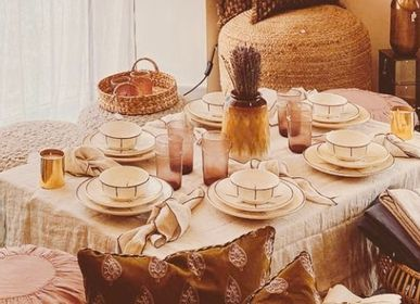 Assiettes au quotidien - ASSIETTE WASHMA - YADI