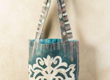 Bags and totes - ARTEADDOSSO shop bag - XENIA TURCHETTI