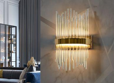 Wall lamps - Oriente Gold | Wall lamp - K-LIGHTING BY CANDIBAMBU