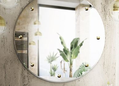 Hotel bedrooms - GLIMMER MIRROR - MAISON VALENTINA