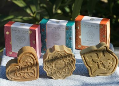 """Gifts - Aleppo soap with natural fragrances, """"Iskendar"""" - KARAWAN AUTHENTIC"""